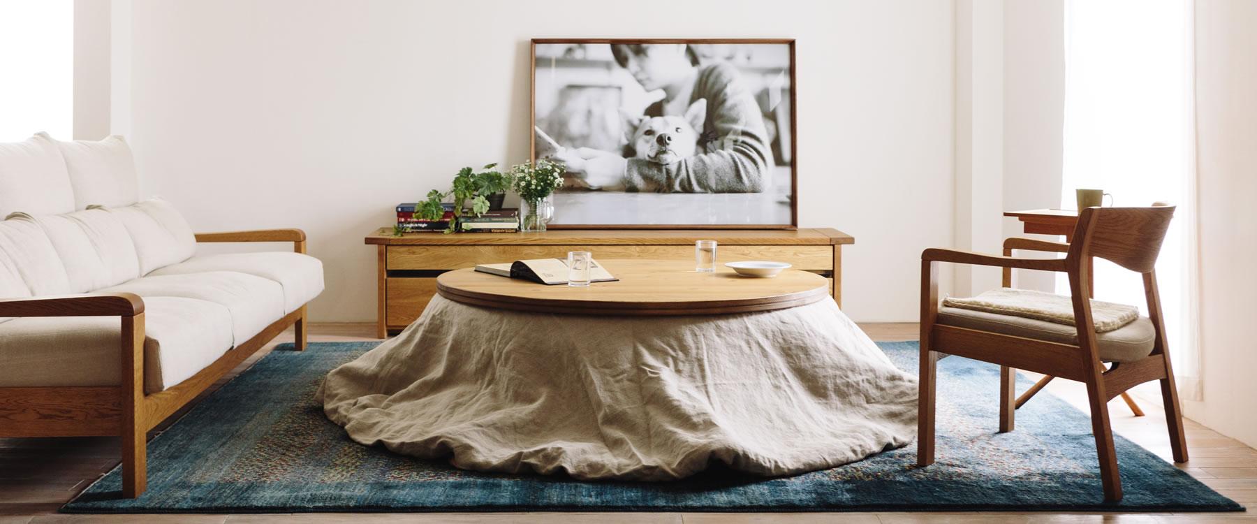 オーダー家具、インテリアショップ